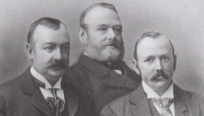 john horsfall company founders