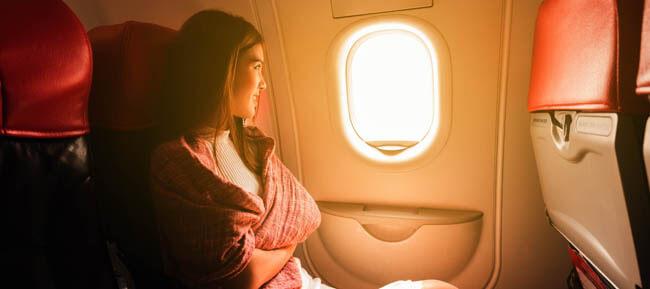 Premium Economy cabin interior