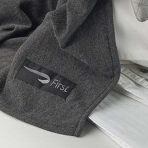 airline textiles for first