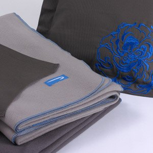 luxury airline textiles