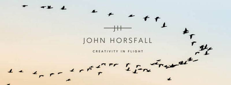 John Horsfall - Creativity in flight